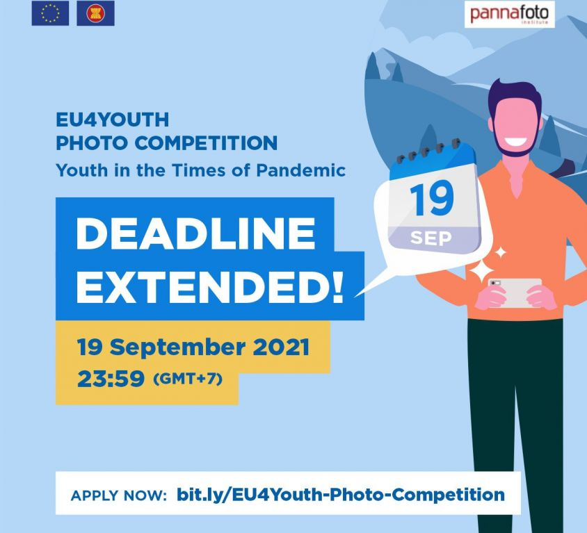 Extended EU4Youth Photo Competition 2021